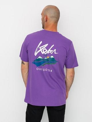 T-shirt Koka Outdoor (violet)