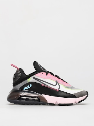 Buty Nike Air Max 2090 Wmn (white/black pink foam  lotus pink)