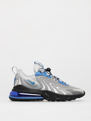 Buty Nike Air Max 270 React Eng (lt smoke grey/battle blue smoke grey)