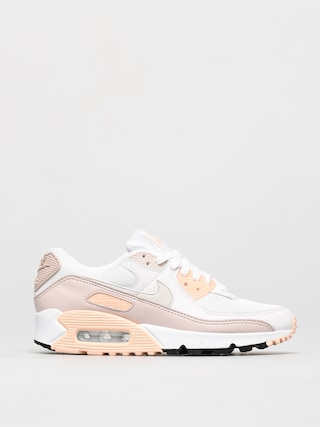 Buty Nike Air Max 90 Wmn (white/platinum tint barely rose)