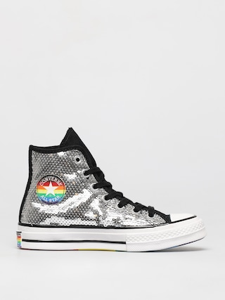 Trampki Converse Chuck 70 Hi (white/black/university red)