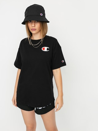 T-shirt Champion Maxi 112651 Wmn (nbk)