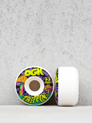 Kółka DGK Trippin (white/multi)