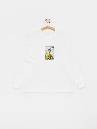 Longsleeve Polar Skate Medusa Desires (white)
