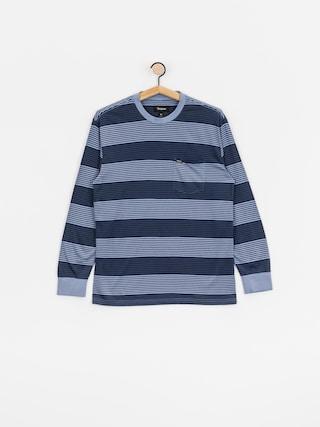 Longsleeve Brixton Hilt Pocket (twilight blue/washed navy)