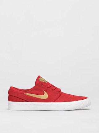 Buty Nike SB Zoom Janoski Canvas Rm (university red/club gold university red)