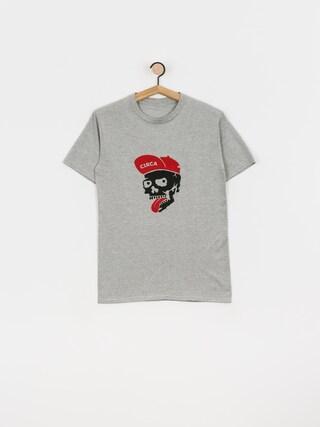 T-shirt Circa Funny Skull (athletic grey)