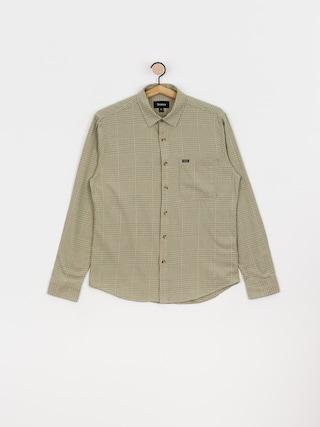 Koszula Brixton Bozeman Flnl (khaki/green)