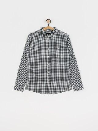 Koszula Es Watson LS Flannel (black)  YVyu9