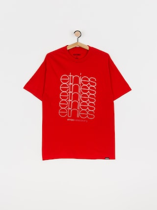 T-shirt Etnies Neue (red)