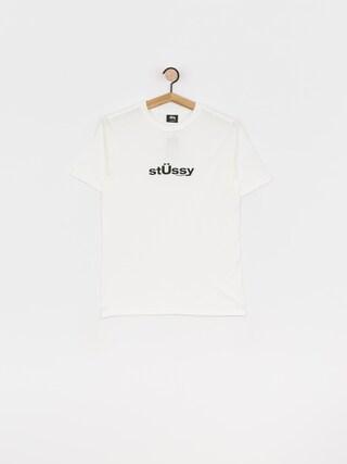 T-shirt Stussy Big U Wmn (white)