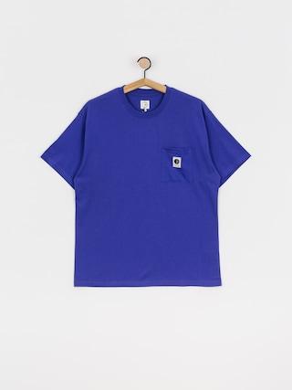 T-shirt Polar Skate Pocket (blueish purple)