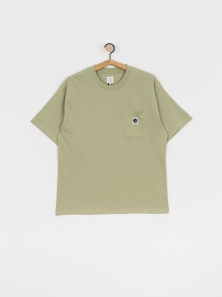 T-shirt Polar Skate Pocket (smoke)