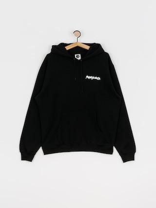 Bluza z kapturem Polar Skate Shin HD (black)