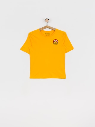 T-shirt Element Branded Cr Wmn (gold)