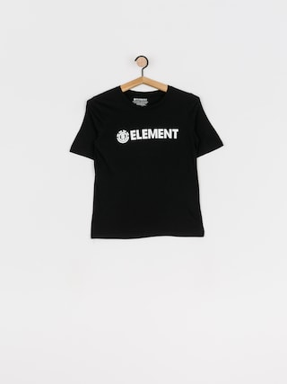 T-shirt Element Element Logo Cr Wmn (black)