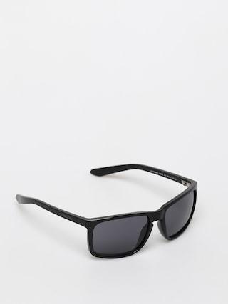 Okulary przeciwsu0142oneczne Dragon Melee (shiny black/smoke)