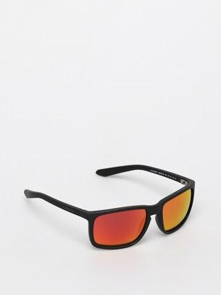 Okulary przeciwsu0142oneczne Dragon Melee (matte black/orange ion)