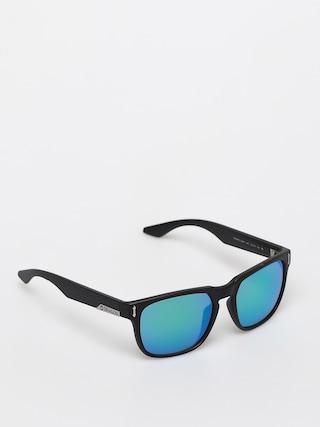 Okulary przeciwsu0142oneczne Dragon Monarch (matte black/ll green ion)