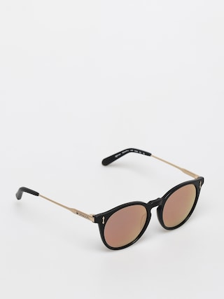 Okulary przeciwsu0142oneczne Dragon Hype (matte black/ll rose gold ion)