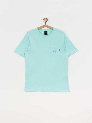 T-shirt HUF Haze Pocket (celadon)