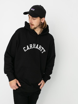 Bluza z kapturem Carhartt WIP University HD (black/white)