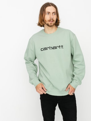 Bluza Carhartt WIP Carhartt (frosted green/black)