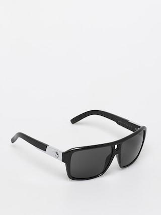 Okulary przeciwsłoneczne Dragon The Jam (jet black/ll smoke)