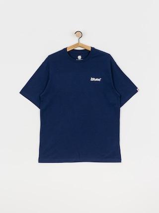 T-shirt Element Alcove (blue depths)