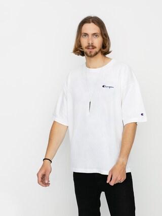 T-shirt Champion Crewneck 214282 (wht)