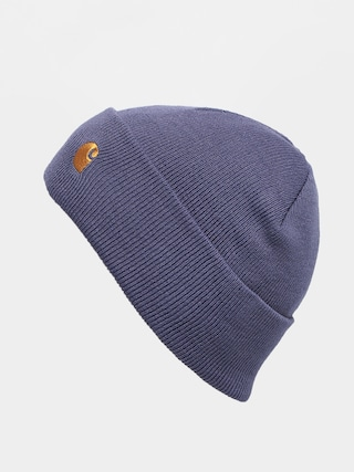 Czapka zimowa Carhartt WIP Chase (cold viola/gold)