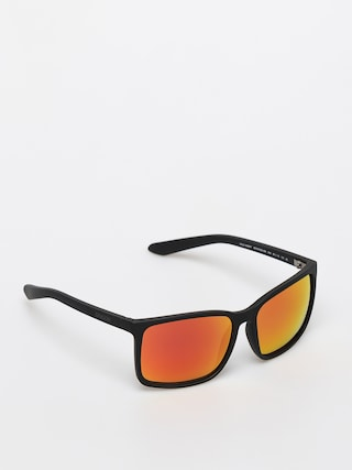Okulary przeciwsłoneczne Dragon Montage (matte black/orange ion)