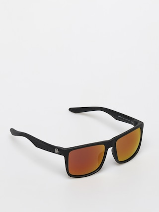 Okulary przeciwsu0142oneczne Dragon Meridien (matte black/ll orange ion)