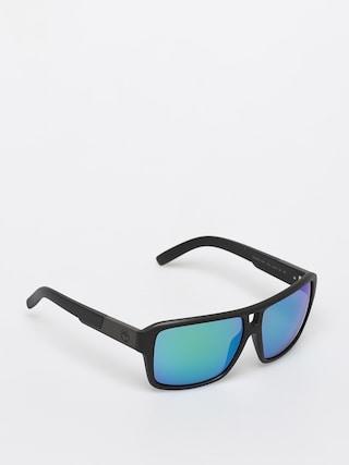 Okulary przeciwsłoneczne Dragon The Jam (matte black/ll green ion)