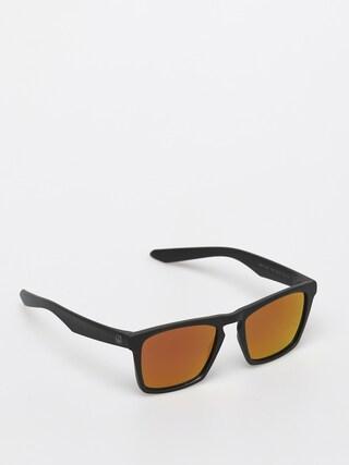 Okulary przeciwsu0142oneczne Dragon Drac (matte black/ll orange ion)
