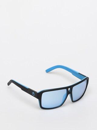 Okulary przeciwsłoneczne Dragon The Jam (matte black/ll sky blue ion)