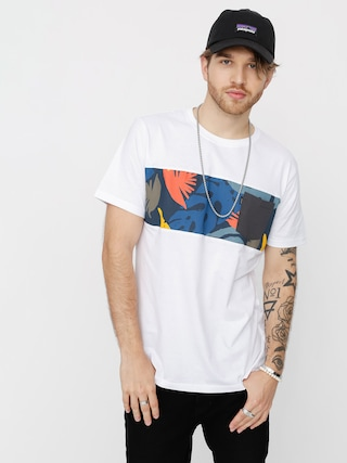 T-shirt Rip Curl Busy Session (optical white)