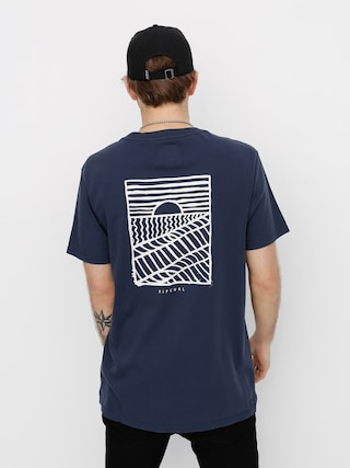 T-shirt Rip Curl Searchers Drifter (indigo)