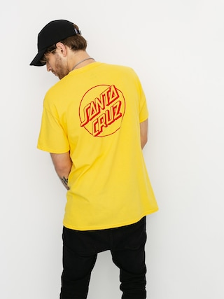 T-shirt Emerica Em X Sc Logo Drop (yellow)