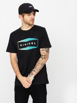 T-shirt Rip Curl Neon (black)