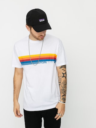 T-shirt Rip Curl Eclipse (optical white)