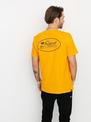 T-shirt Rip Curl Aloha State (gold)