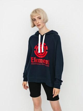 Bluza z kapturem Element Verticalli HD Wmn (eclipse navy)