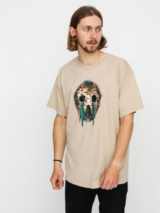 T-shirt DGK Hooligan (sand)