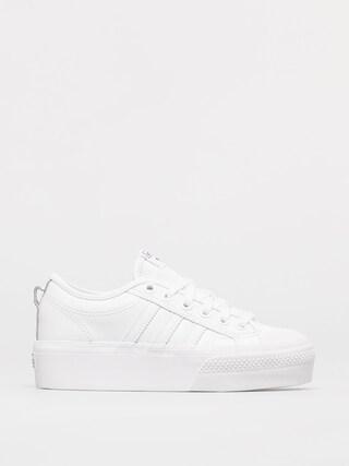 Buty adidas Originals Nizza Platform Wmn (ftwwht/ftwwht/cblack)