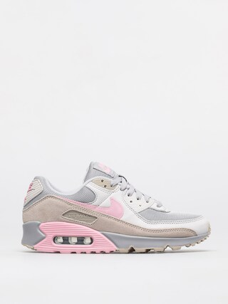 Buty Nike Air Max 90 (vast grey/pink wolf grey string)