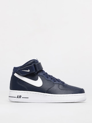 Buty Nike Air Force 1 Mid 07 (midnight navy/white)