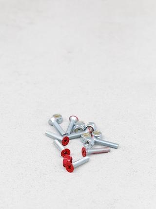 Montażówki FKD Phillips Hardware (silver/red)