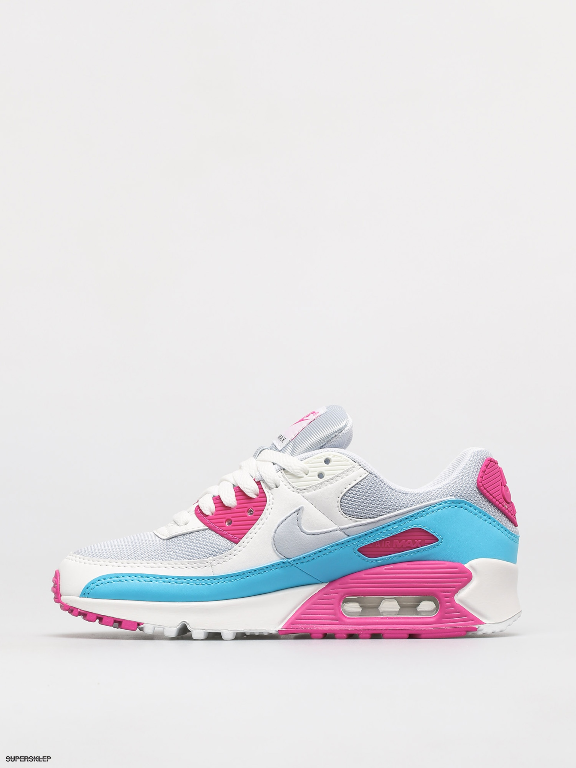 Buty Nike Air Max 90 Wmn (football greyfootball grey summit white)