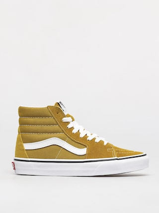 Buty Vans Sk8 Hi (olive oil/true white)